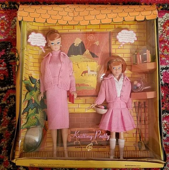 Barbie Other Knitting Party Fao Schwarz Poshmark